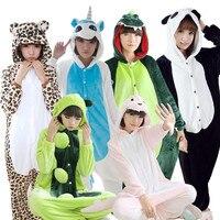 Wholesale All In One Flannel Anime Pijama Cosplay Warm Hood Unicorn Onesies Sleepwear Adult Unisex Homewear