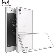 MCMEME For Sony Xperia XA2 Case Ultra-thin Soft Silicone HD Clear Transparent TPU Skin For Sony Xperia XA2 Ultra Protective Case sony xperia xa2 ultra
