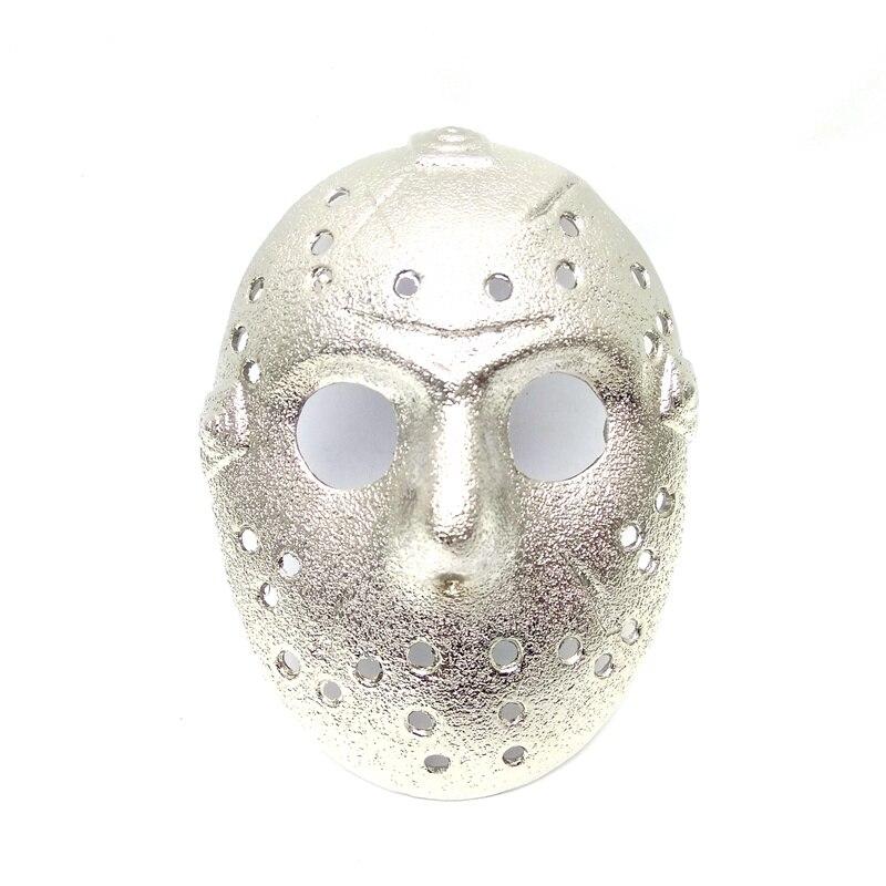 Падение доставка Пятница 13th Джейсон Вурхиз Серебряная маска 3D пряжка на ремешке высокого качества металлическая пряжка для ремня аксессу...