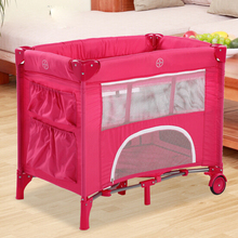 Geniune New Brand New Baby Bedding Cribs Compact and Portable Collapsible Baby Bed Crib Playpen Beds