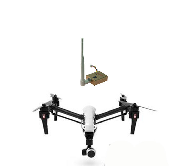 0.9/1.2G / 1.3Ghz 800mW Drones Wireless Transmitter 1.2Ghz Audio and Video Transceiver Good Performance FPV Image Sender fpv 1 2ghz 100mw 4ch wireless audio