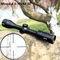 Minox ZV3 4.5 14x44 SF Side Parallax Adjustment Hunting Riflescopes Long Eye Relief Optical Sight for Outdoor Activities