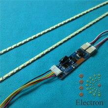 Dimable выделите жк-монитор подсветка обновление светодиодной подсветкой светодиодная регулируемая универсальный дюймов
