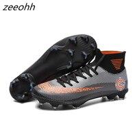 Botas de futebol de alta qualidade de alta qualidade botas de futebol de alta qualidade de alta qualidade