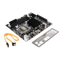 Deek Robot New X58 Desktop Motherboard LGA 1366 Pin DDR3 Computer Mainboard Motherboard for L/E5520 X5650 RECC