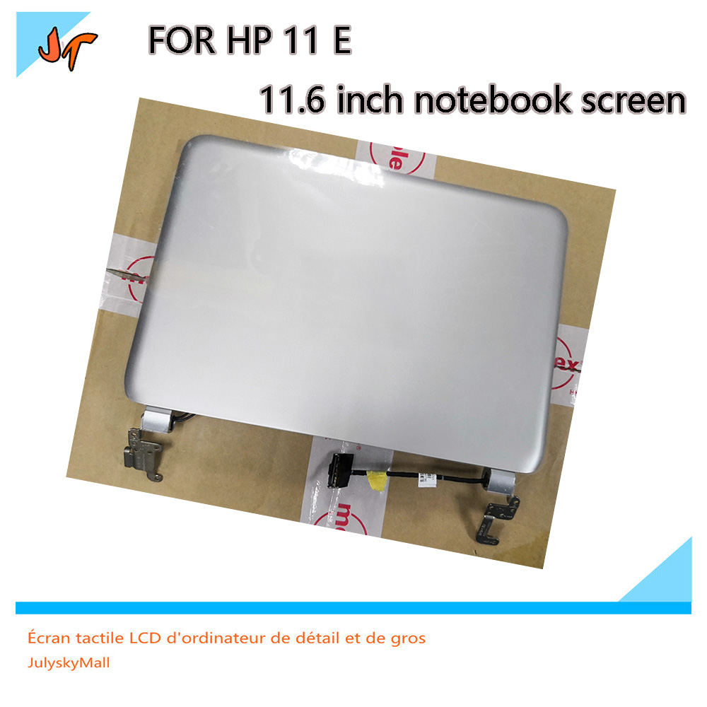 Brand new original silver white 11 6 touch screen digitizer for HP Pavilion TouchSmart 11 E