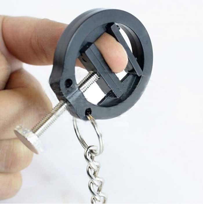 черный круглый металлический цепи носок зажим груди клип так клип секс игрушки для игры