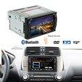 2 Din Dvd-плеер Автомобиля 6.2 дюймов Bluetooth Авто Аудио Радио 32 Г В тире Стерео Видео Аудио Автомобильное Видео Плеер Цифровой Сенсорный Экран