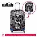 Dispalang personalizado 18-30 polegada mala de proteção protetores de capa de poeira à prova d' água acessórios de viagem bagagem elástica