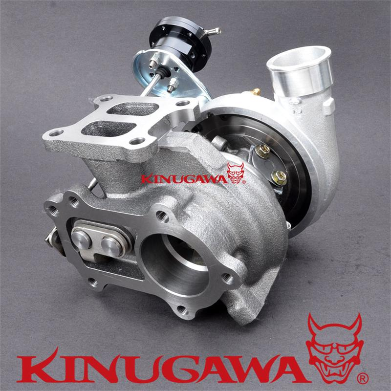 Kinugawa Turbocharger for TOYOTA 3SGTE Celica ST185 ST205 Twin Entry CT26 for Garrett 60 1 in Turbo Chargers Parts from Automobiles Motorcycles
