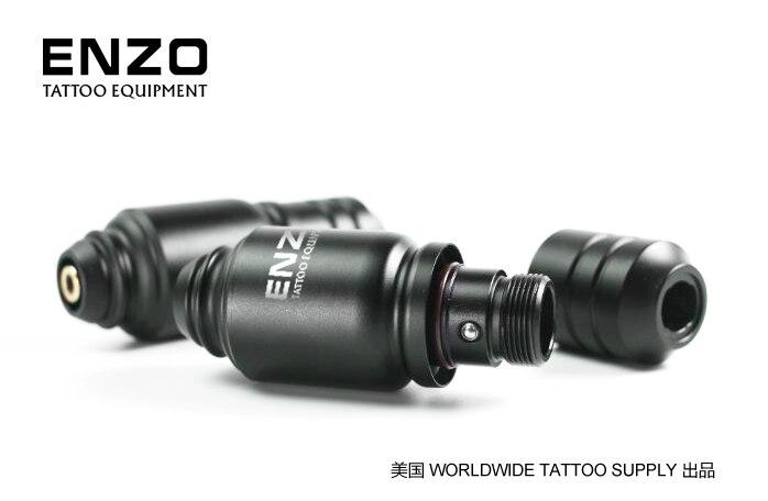 ENZO stylo tatouage BLACK-AP10 - 3