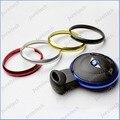 20 шт./лот цвета Алюминия Брелок Для БМ Mini Cooper Автомобиль Дистанционного Ключевые Замены