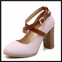 Brand-New-Cross-Buckle-Dating-Shoes-Big-Size-34-43-Square-Heels-Lady-Pumps-Fashion-Sweet.jpg_640x640