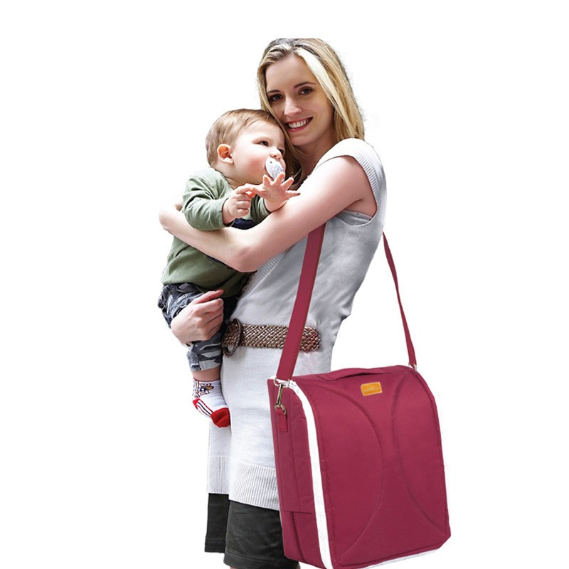 0-6months Folding Baby Bed Crib Newborn Travel Bag For Mother Infant Travel Bed Bags Portable Crib Mummy Bags 2in1 baby travel crib can be mummy bag protable fold travel baby bed