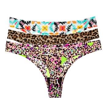 Sexy Seamless Panties For Women G-String Thong