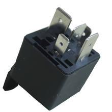Relé SPDT de 5 uds. De 12 V, 12 voltios, 80a, relé SPDT 5pin XY01, soporte para EE. UU.