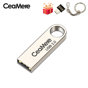 Image 4 - CeaMere C3 USB Flash Drive 16GB/32GB/64GB Pen Drive Pendrive USB 2.0 Flash Drive memory stick USB disk 3 di Colore USB FLASH DRIVE