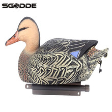 SGODDE New Hunting Duck Decoys Floating Water Grass EVA Lightweight Environmental Highly Realistic Wild Pigeons