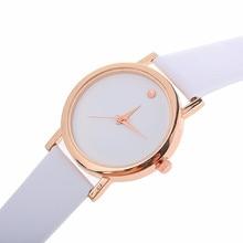 SANYU модные женские туфли часы повседневное бренд для женщин кварцевые часы дамы кожаный ремешок FemaleWrist