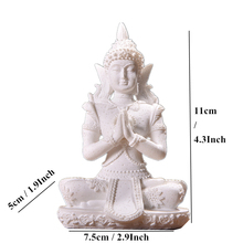 Statues Sculptures 11 Buddha Statue Nature Thailand Sculpture Hindu Fengshui Figurine Meditation Miniature Home Decor