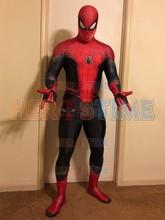 Человека-паука взрослых/детей/на паука Костюм