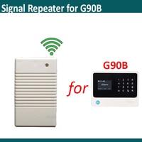 Draadloze signaal repeater HM-ZJ herhalen signaal sterker 433 mhz voor G90B/plus