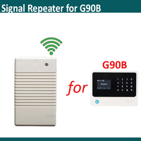 Repetidor de sinal Wireless HM ZJ repetir o sinal mais forte 433 mhz para G90B/plus|signal mp3|signal arrester|repeater umts -