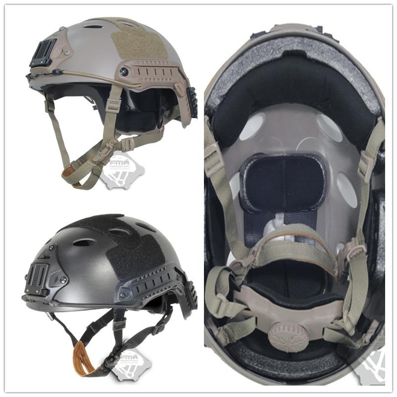 FMA FAST Helmet  Jump Type helmet Military Tactical airsoft helmet Free Shipping