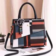 Fashion European and American Single Shoulder Handbags  Ladies Casual Tote Bag Women's Handbags Diagonal Crossbody Messenger Bag цена в Москве и Питере