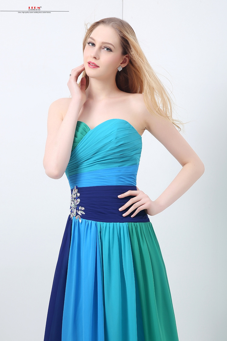 Robe demoiselle dhonneur2017 chiffon crystal aline turquoise robe demoiselle dhonneur2017 chiffon crystal aline turquoise bridesmaid dresses long plus size cheap bridesmaid dressunder 50 in bridesmaid dresses from ombrellifo Gallery