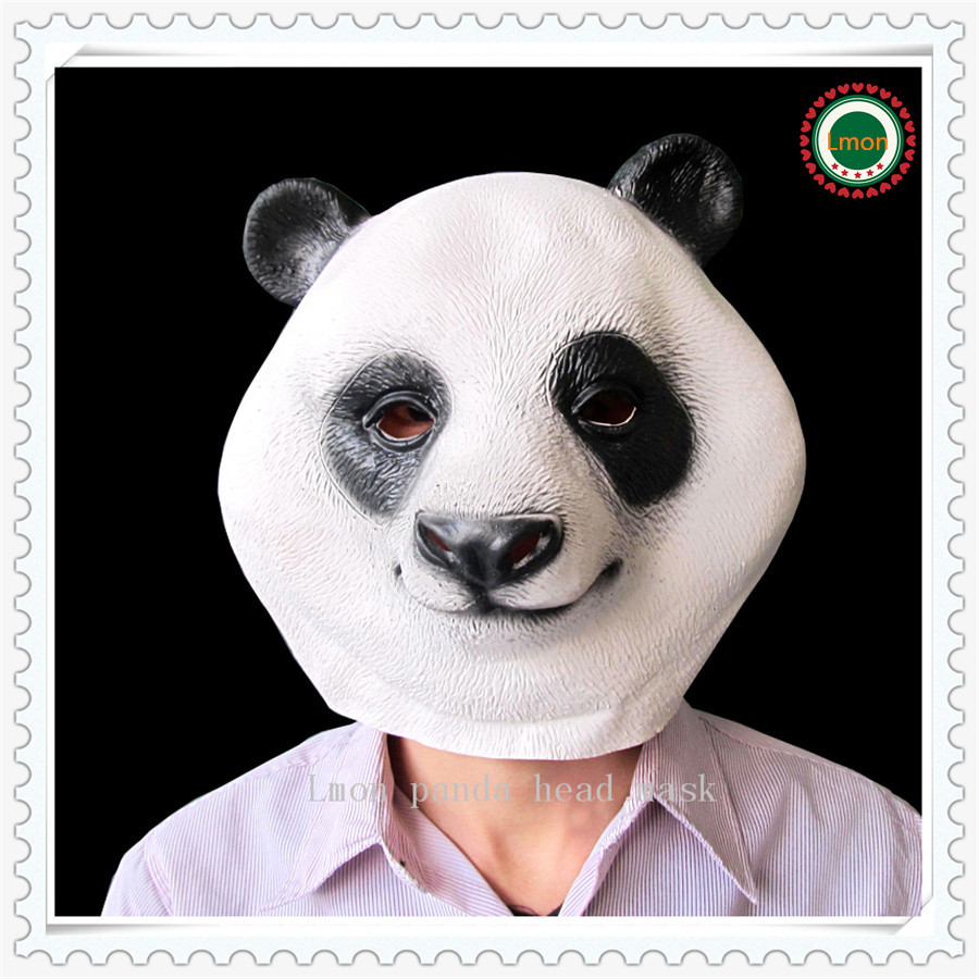 Popular Panda Mask Head-Buy Cheap Panda Mask Head lots from China ...