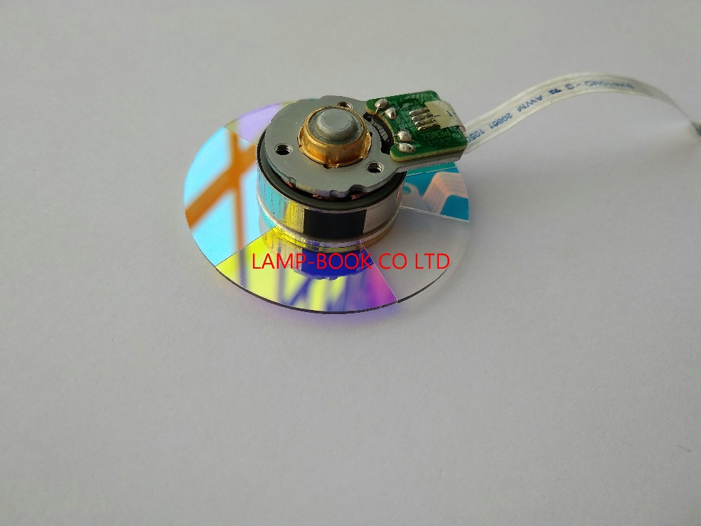 Image 3 - NEW COLOR WHEEL FOR OPTOMA COLOR WHEEL F OPTOMA HD26 HD141X VDHDNL DH1008 DH1009 GT1070 GT1080 DARBEE VDGTGZBZ PROJECTOR-in Projector Accessories from Consumer Electronics