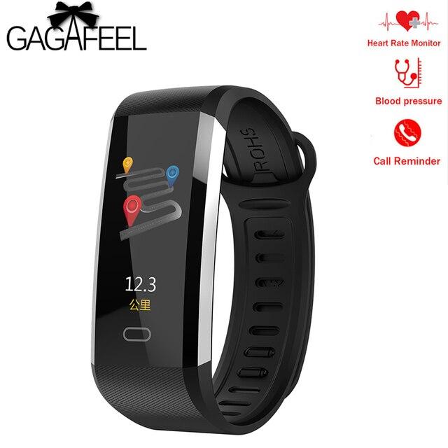 WQ6 Smart watch Blood Pressure Heart Rate Monitor Intelligent Bracelet Fitness s