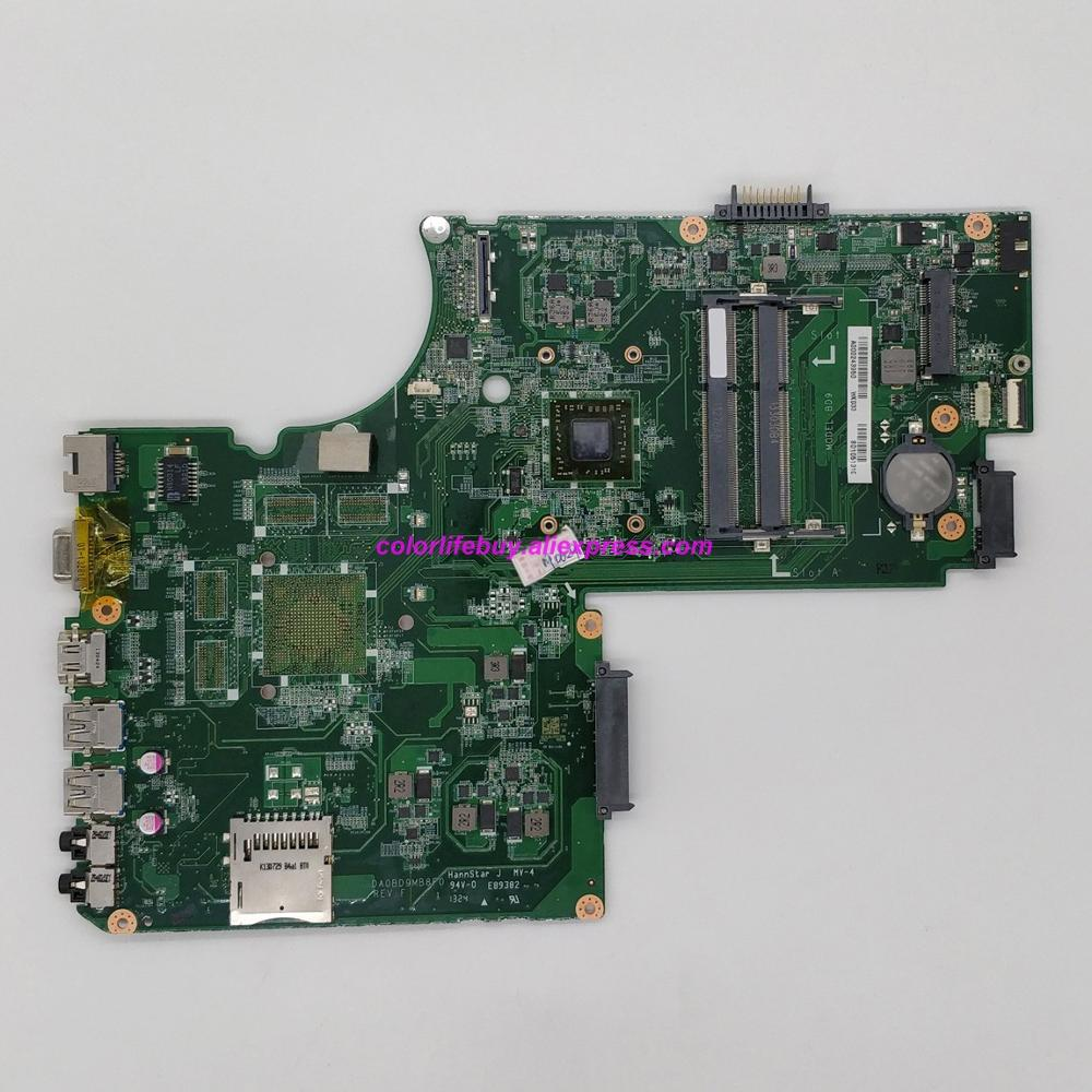 Genuine A000243950 DA0BD9MB8F0 w A6-5200 CPU Laptop Motherboard Mainboard for Toshiba Satellite C70D-A C75D-A Series Notebook PCGenuine A000243950 DA0BD9MB8F0 w A6-5200 CPU Laptop Motherboard Mainboard for Toshiba Satellite C70D-A C75D-A Series Notebook PC