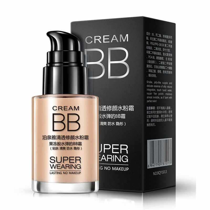 Bioaqua Cover Bb Cream Concealer Whitening Concealer Base Foundation Wajah Riasan Cream