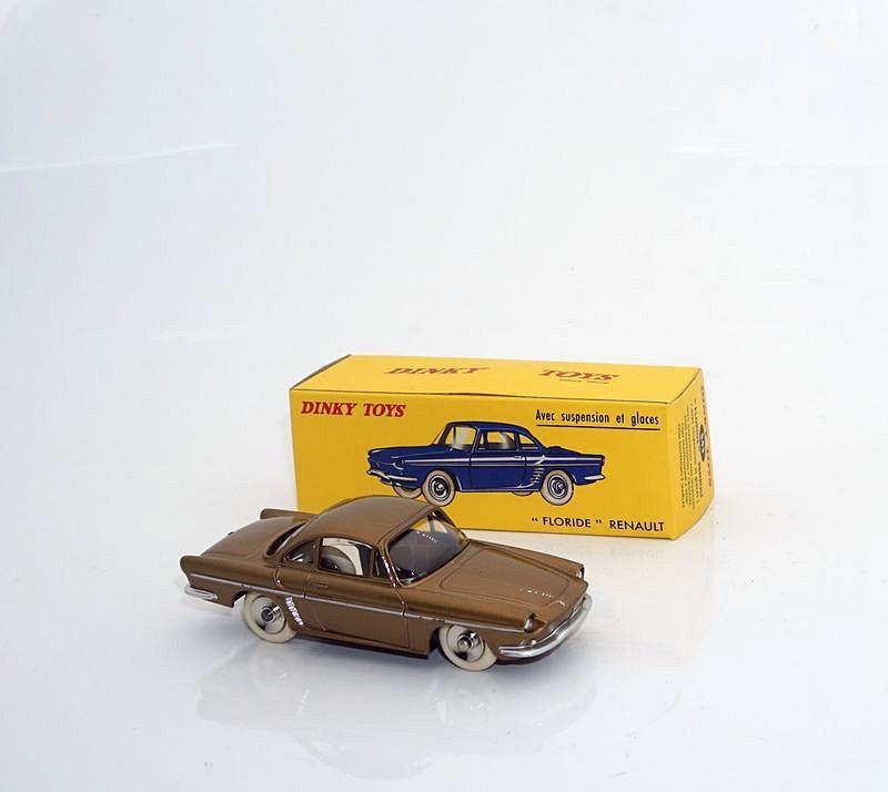 BEST Atlas 1:43 Diecast Dinky Toys 543 FLORIDE RENAULT CAR MODEL COLLECTION
