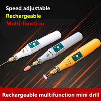 High Quality Mini Drill Chargeable Speed Adjustable
