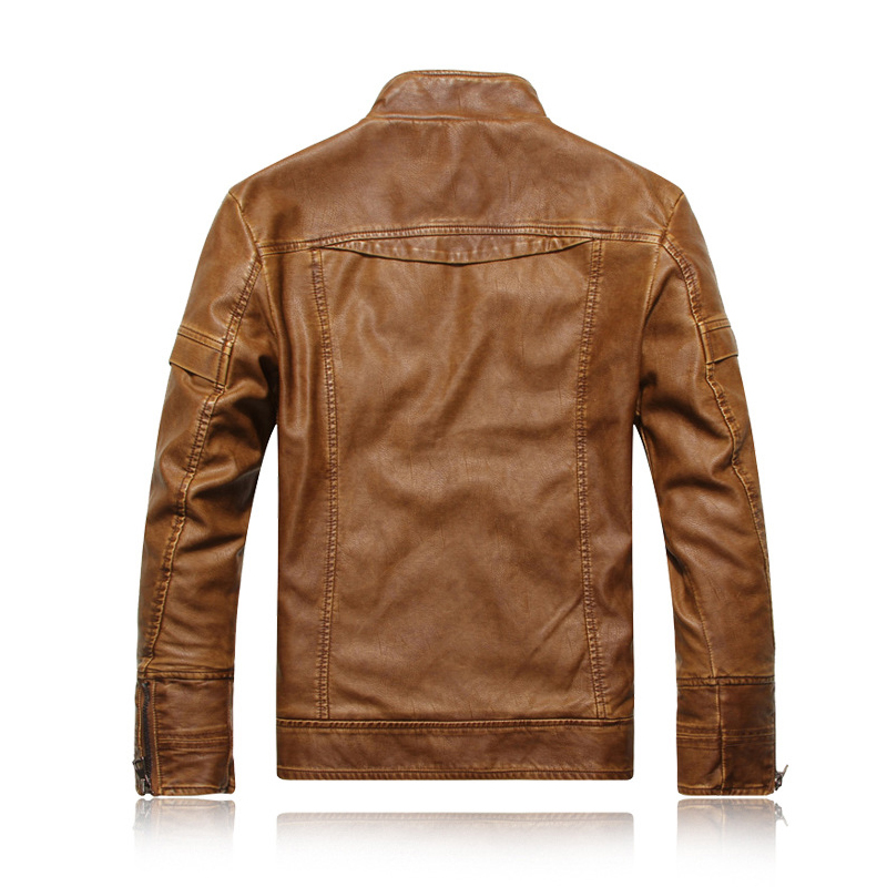 NaranjaSabor-2018-Autumn-Winter-Motorcycle-Leather-Jackets-Men-s-Leather-Coat-Thick-Faux-PU-Jacket-Mens(3)