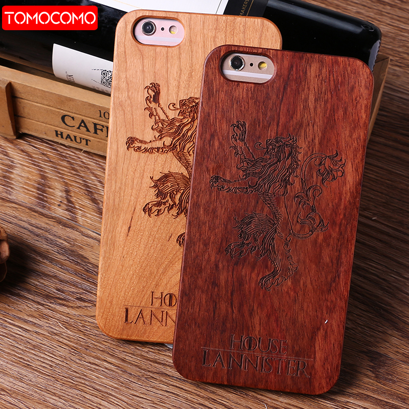 TOMOCOMO For iPhone 6 6S 6Plus 7 7Plus King <font><b>Queen</b></font> Crown World Map Praying Real Wood <font><b>Phone</b></font> <font><b>Case</b></font> For SAMSUNG Galaxy S6 S7 Edge