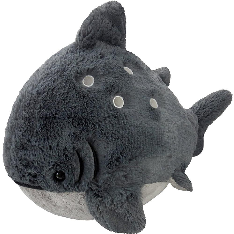 Sea World  Simulation Animals  Whale Shark  Plush Toy Pillow  Doll  Children'S Toys Gifts fancytrader giant plush blue whale toy big stuffed soft sea animals whale pillow doll kids best gifts