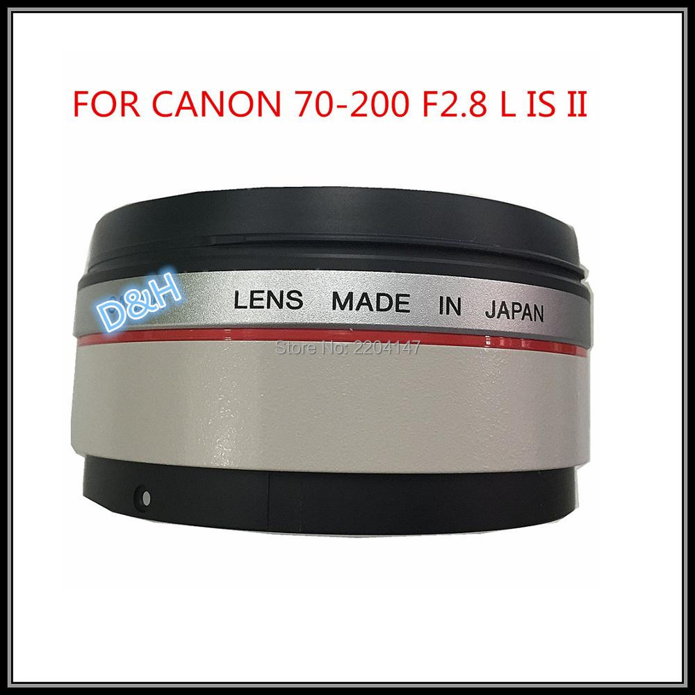 New original for Canon front frame 70-200 front sleeve assembly for EF 70-200MM 2.8 L IS II USM ring front yg2-2517 95%new test ok 70 200mm f 2 8l is ultrasonic motor for canon 70 200 mm f 2 8l is motor with anti shake yg2 0522 009