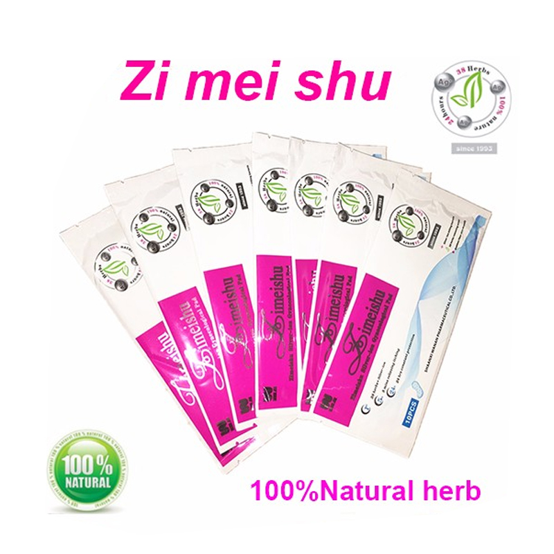 ᗕ40 unids/4 paquetes zimeishu Silver-ion Cure & Care pad ...