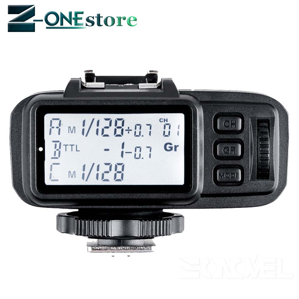 2 * GODOX TT350C 2.4G HSS GN36 TTL Mini flash Speedlite + transmetteur de X1T-C sans fil pour Canon EOS 800D 650D 600D 750D 77D M5 M3 - 6