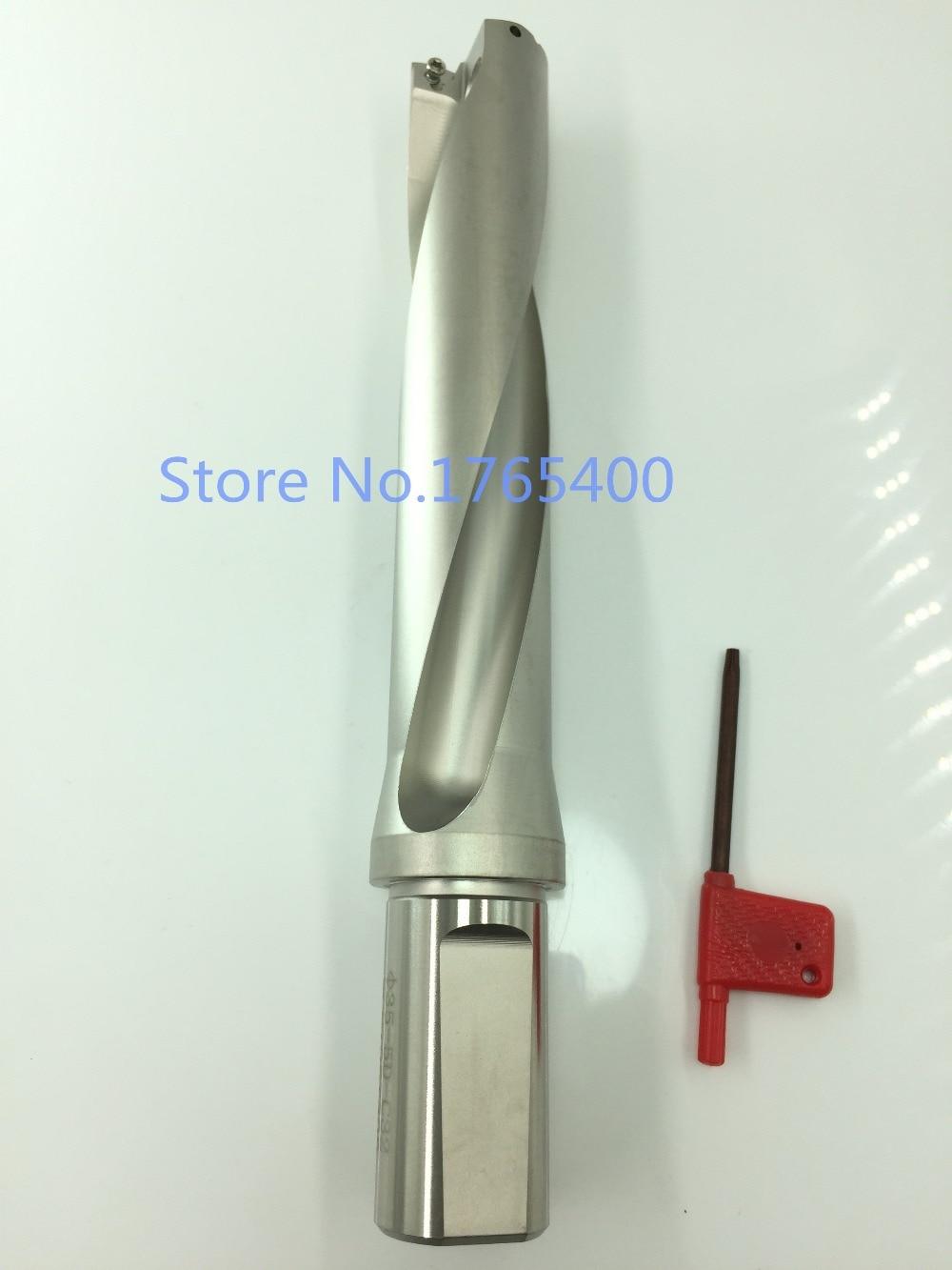 New 1pcs WC SD46-4D-C40-184L  U Drill  for WCMT080412  inserts U Drilling indexable drill bit tool  New 1pcs WC SD46-4D-C40-184L  U Drill  for WCMT080412  inserts U Drilling indexable drill bit tool