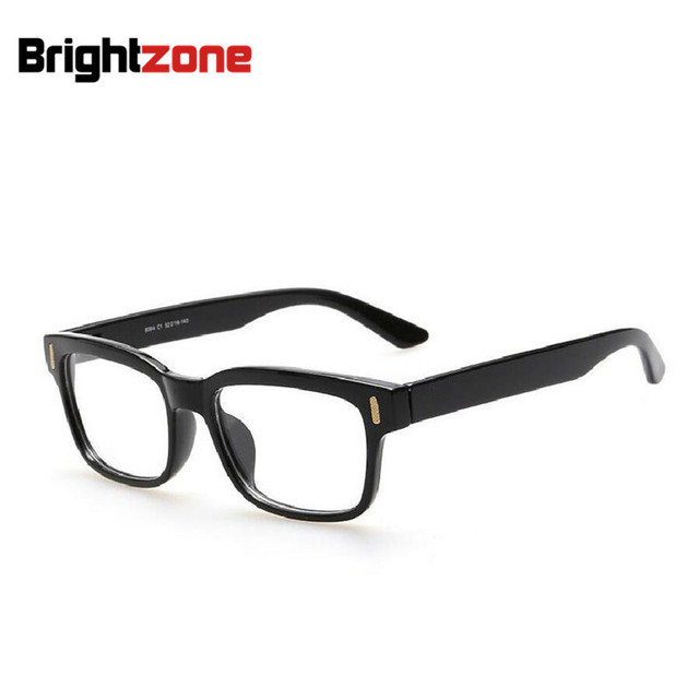 e761610790b A Forma di V occhiali Frame Marca occhiali da vista Cornice Per Le Donne  Degli Uomini