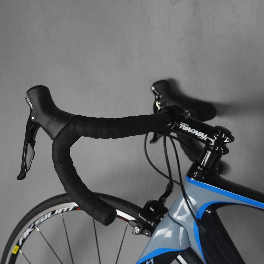 Полный дорожный карбоновый велосипед, карбоновая велосипедная Рама с groupset 22 скоростной велосипед полный велосипед