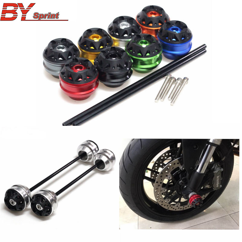 Motorcycle CNC Accessories Front wheel drop ball shock absorber For Ducati MULTISTRADA 1200 1200S 2010 2015