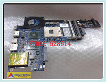 Original 591413-001 placa madre for HP DV3 CQ36 motherboard Non-integrated with ATI graphic card DDR3 100% tested