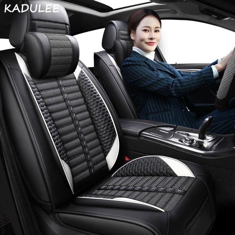KADULEE car seat cover for toyota prius 20 30 rav 4 rav4 camry 40 50 corolla