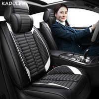 KADULEE pokrycie siedzenia samochodu dla toyota prius 20 30 rav 4 rav4 camry 40 50 corolla verso 2010 2009 2008 pokrowce na siedzenia samochodowe